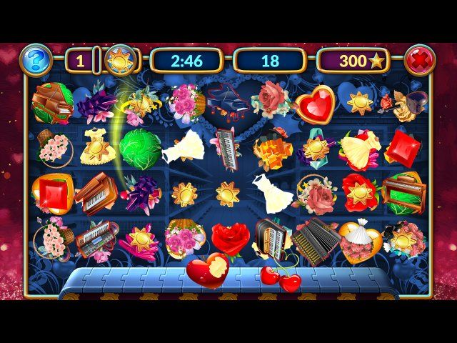 Скриншот к игре «Shopping Clutter 6: Love Is In The Air» №3
