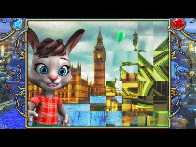 Скриншот к игре «Travel Mosaics 12: Majestic London» №2