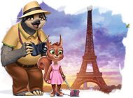 Игра «Travel Mosaics: A Paris Tour»