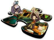 Игра «Welcome to Deponia - The Puzzle»