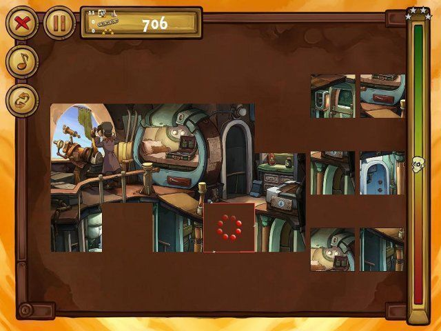 Скриншот к игре «Welcome to Deponia - The Puzzle» №2